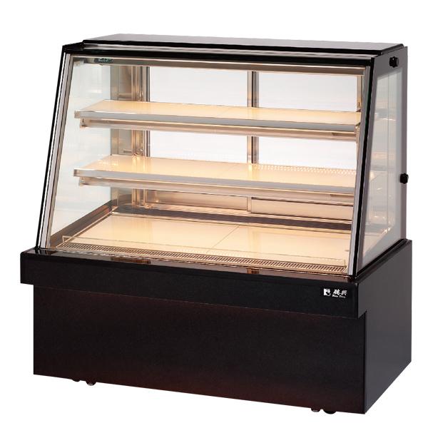 臥式蛋糕櫃(斜玻)2 1